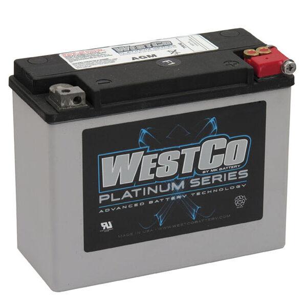 Westco WCP18 accu Touring tot 1997