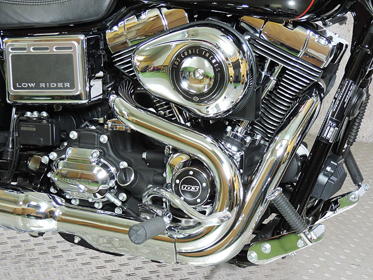 FXDL 2015 vivid black engine