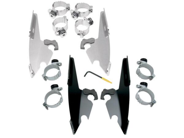 Trigger lock mount kits FXBB Softail streetbob