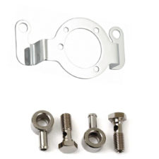 Aircleaner breather kits & adapter brackets
