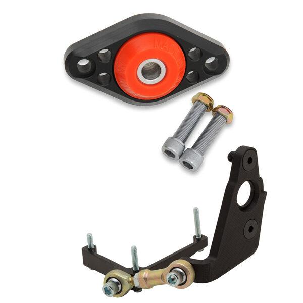 Motor mount & stabilizers