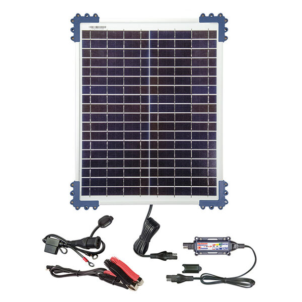 Druppellader optimate solar 20 watt