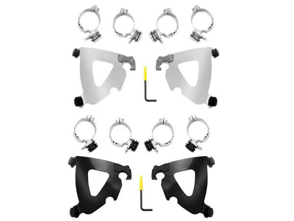 Road warrior fairing triggerlock mount kit Softail modellen