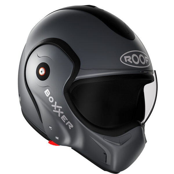 ROOF R09 BOXXER Mat graphite helm