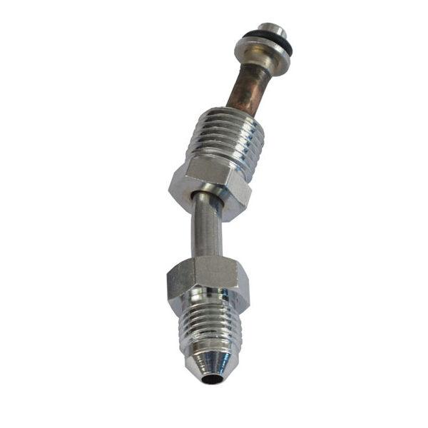 Goodridge hydraulic clutch adapter angled