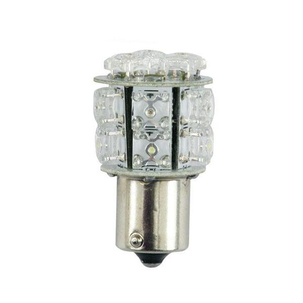 Super flux led wedge bulb bajonet