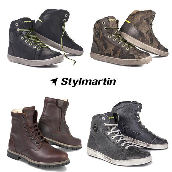 Stylmartin motorschoenen en sneakers