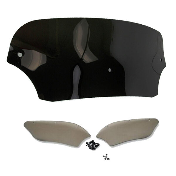Batwing fairing windshields & wind deflectors