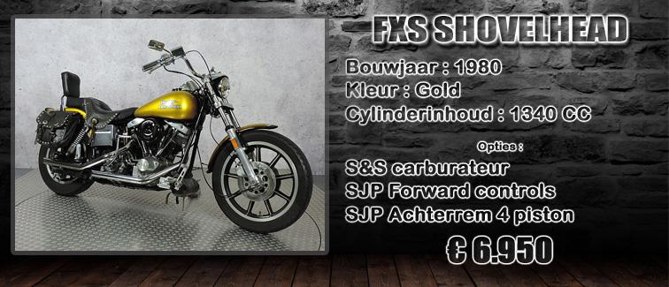 FXS 1340 uit 1980 te koop bij Harliepleats
