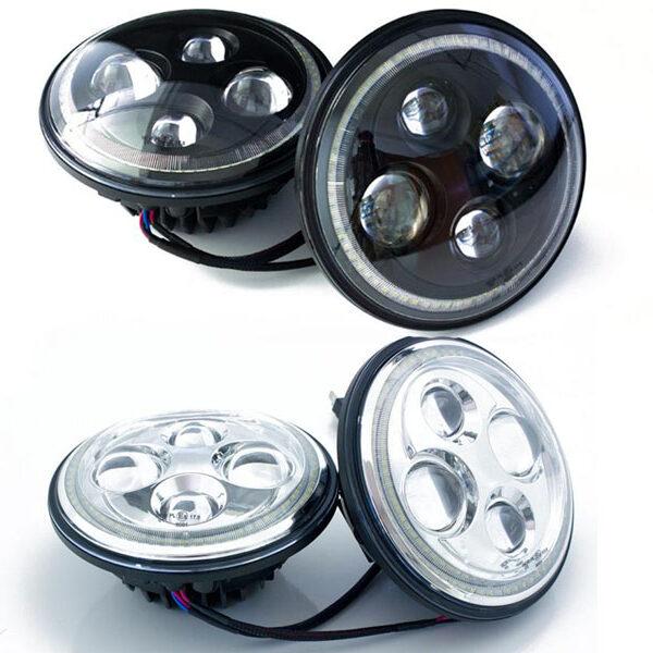 koplamp units led 7 inch