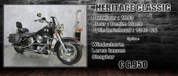 Heritage classic uit 1993 te koop bij Harliepleats