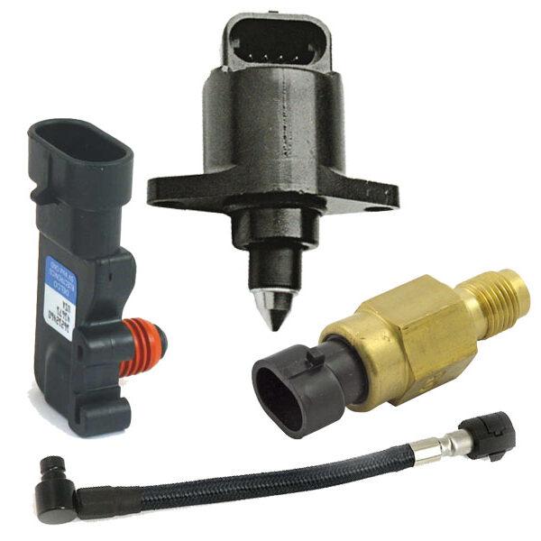 Brandstofinjectie sensoren/componenten