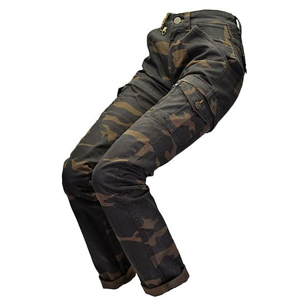 By city air man motorbroek camo
