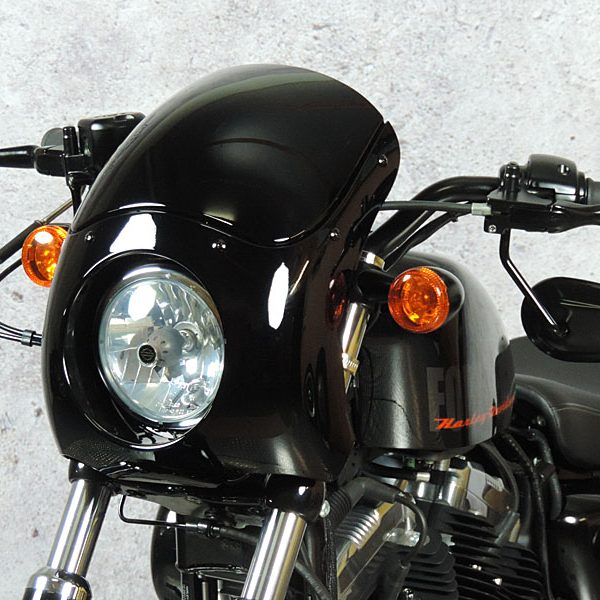 Semi burnout fairing custom access CUP006N