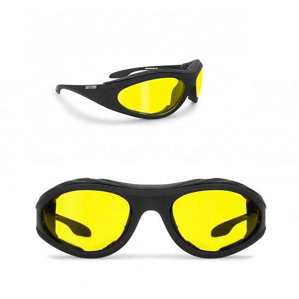 Bertoni AF125A zonnebril geel